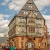 """Germany's Oldest Inn, Tavern, Zum Reisen means """"The Inn at the Giant."""