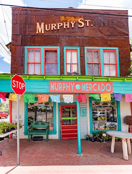 Murphy St. Mercado in Alpine, TX.