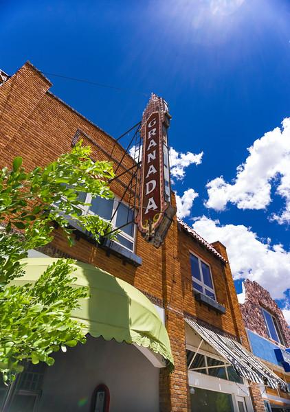 Granada Theater, Alpine, TX