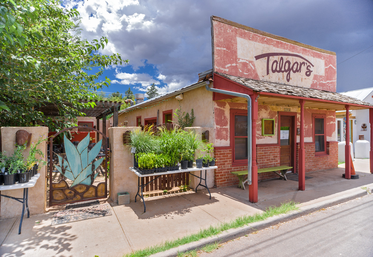 Talgar's in Alpine, TX.