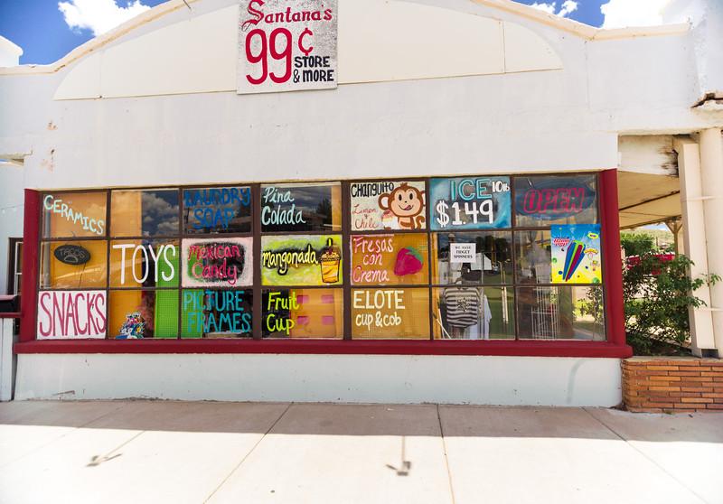 Marketing efficiency on an Alpine storefront.