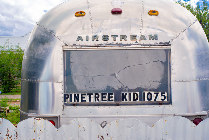 Airstream trailers and west Texas are a winning combination.