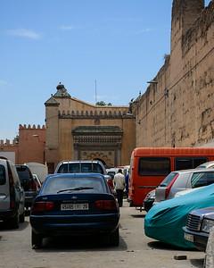 T2668 El Badi Palace, Marrakesh