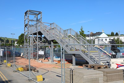 New Footbridge at Totnes