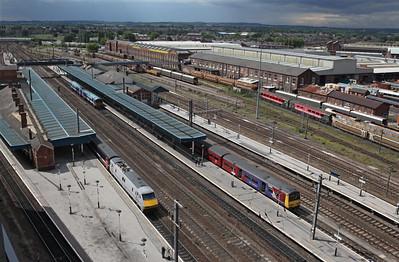 Doncaster station 300611