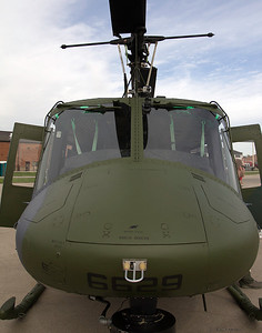 Most of my fellow vets will recognize this one automatically - UH-1 Iroquois (Huey)