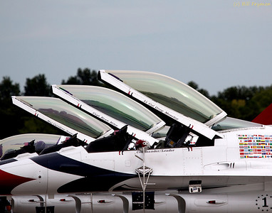 F-16 canopies