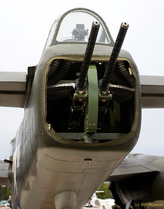 Tail guns - B-25 Mitchell