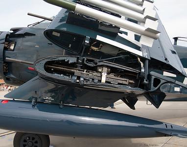 Wing gun - AD5 Skyraider