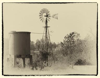 Windmill, Brazoria National Wildlife Refuge, TX