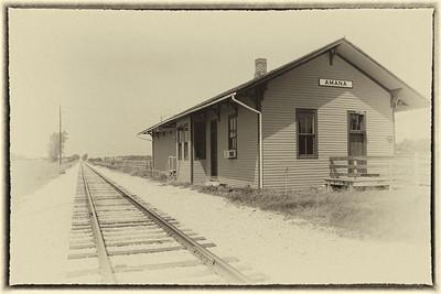 Depot, Amana, IA