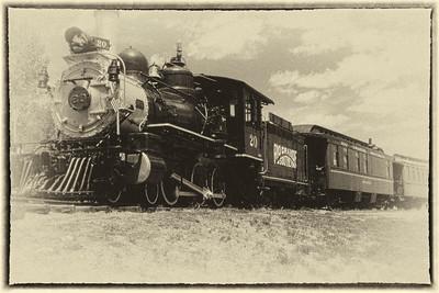 Colorado Railroad Museum, Golden, CO
