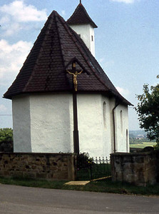 Church in rural Germany