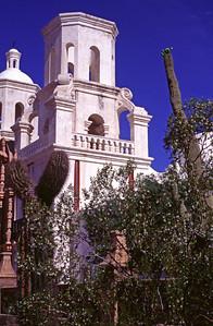Mission San Xavier del Bac, AZ