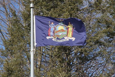 New YorkState Flag