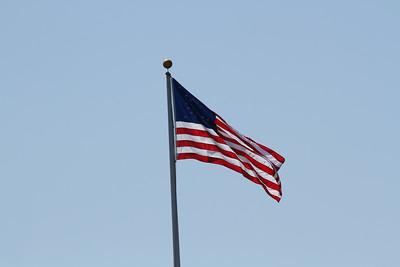 United States Flag 1861-1863