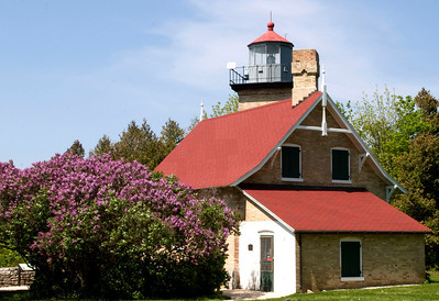 Fish Creek Light House, Door County, WI