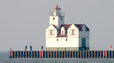 Kewaunee Light House, WI