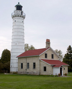 Cana Island Lighthouse, Door County, WI