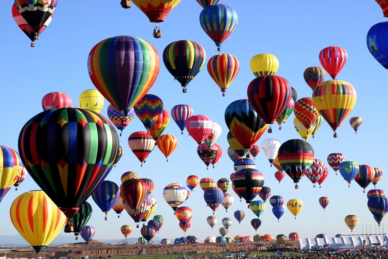 Original, Albuquerque International Balloon Fiesta, 2004