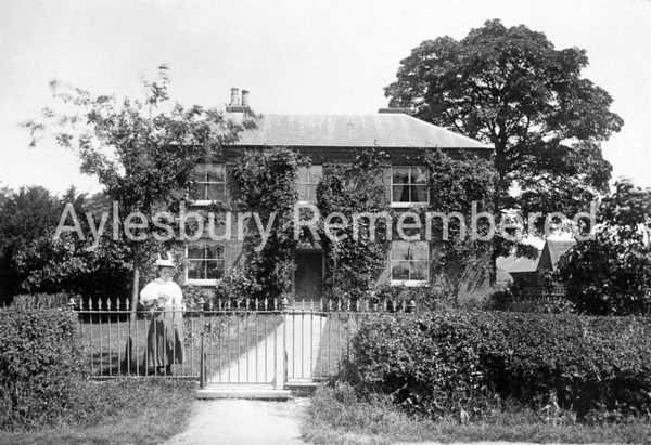 49 Aylesbury Road, Aston Clinton, early 1900s