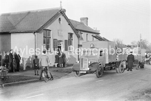 Weston Road, Aston Clinton, Dec 18 1948