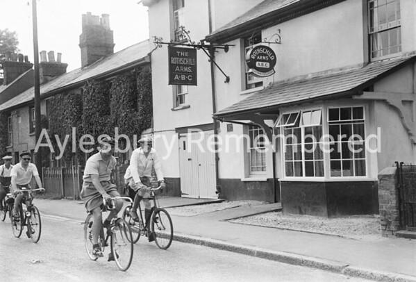 Rothschild Arms, Aston Clinton, June 11th 1950