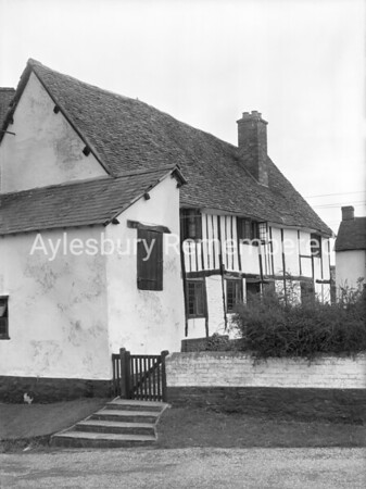 Holly Tree Lane, Cuddington, Aug 7th 1956