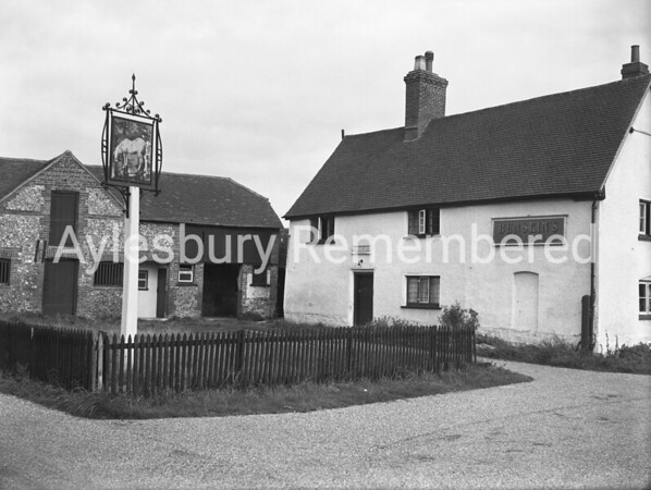 White Horse, Dinton, Sep 19th 1955