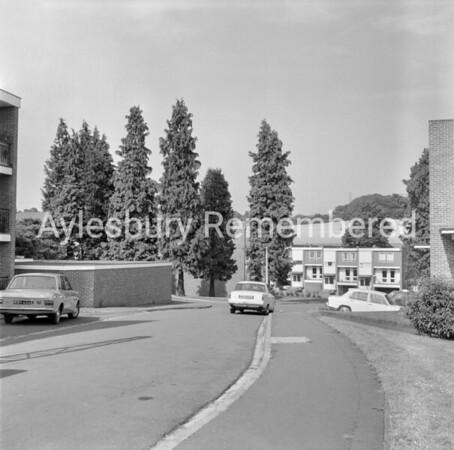 Elmtree Green, Great Missenden, July 1969