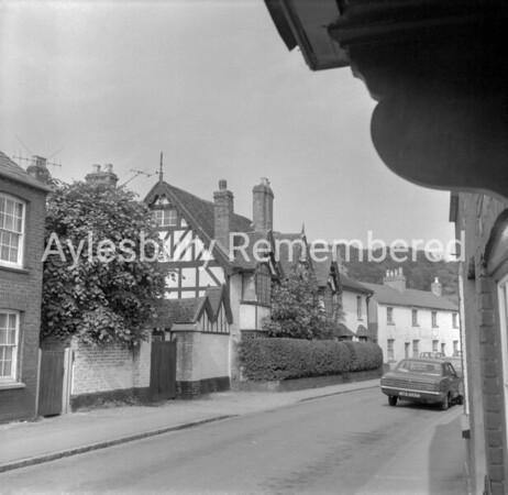 Church Street, Great Missenden, July 1969