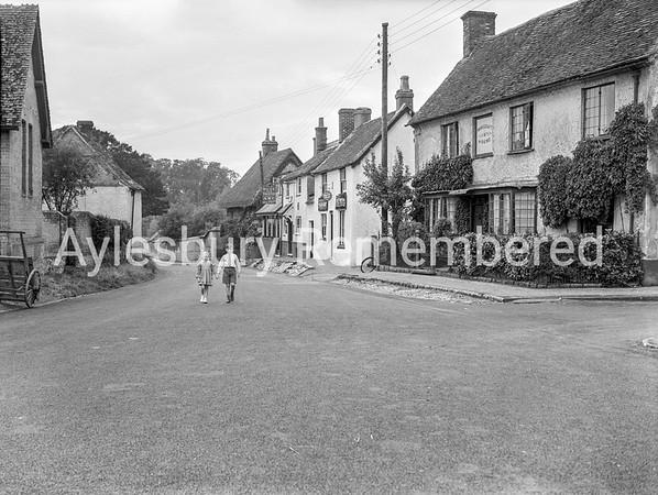 Station Road, Haddenham, Sep 23rd 1949
