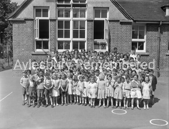 Haddenham school play, June 11th 1953