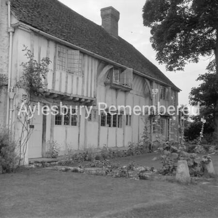 Haddenham, Aug 1967