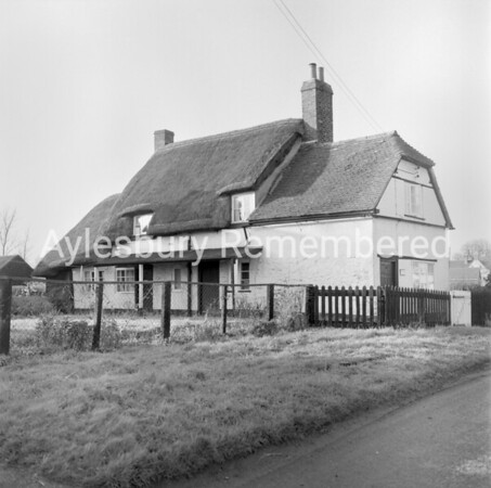 Walton Road, Milton Keynes, Jan 19th 1967