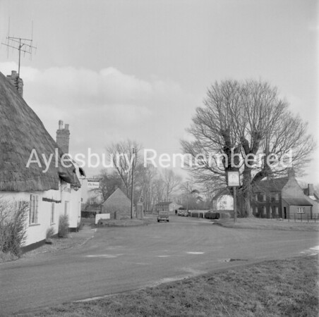 Broughton road, Milton Keynes, Jan 19th 1967