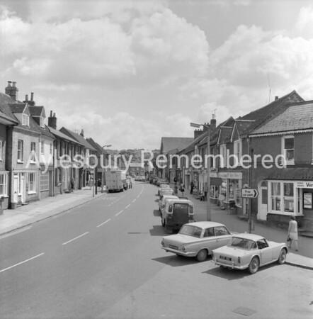 High Street, Princes Risborough, May 1969