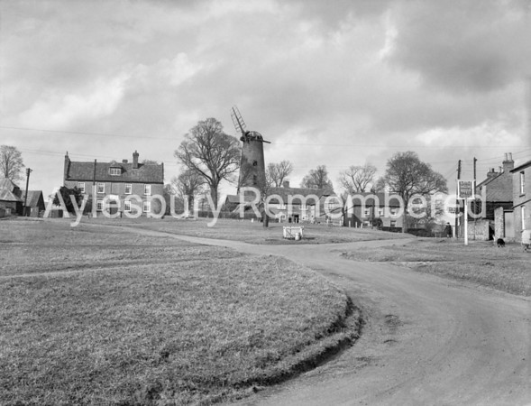 The Green, Quainton, Mar 22nd 1947