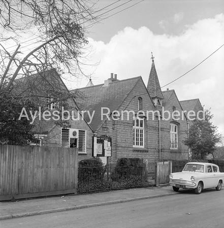 Stewkley Village Hall, Apr 29 1969