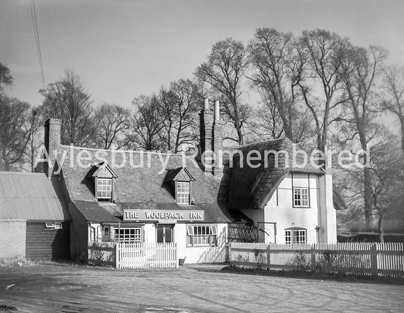 Woolpack Inn, Stoke Mandeville, Mar 21 1951
