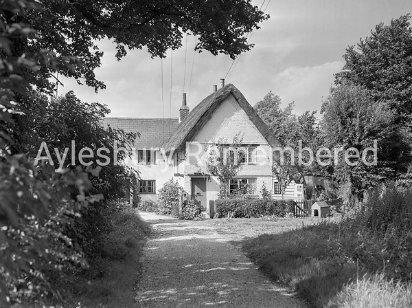 Swallow Lane, Stoke Mandeville, Sep 1954