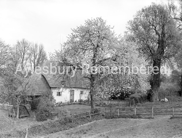 Cottage in Stone, Apr 15 1957