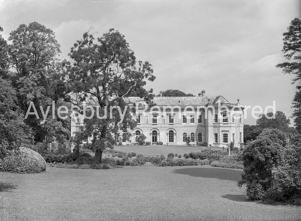 Hartwell House, 1953