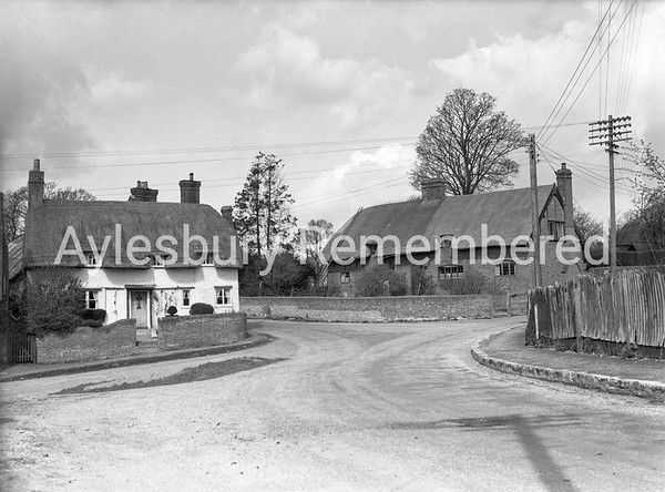 Aston Abbotts Road, Weedon, Apr 24 1947
