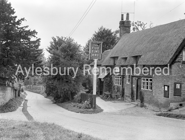 Five Elms at Weedon, Sep 20 1957