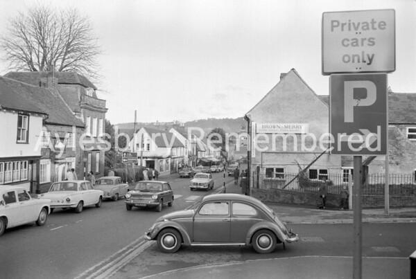 High Street, Wendover, c1968