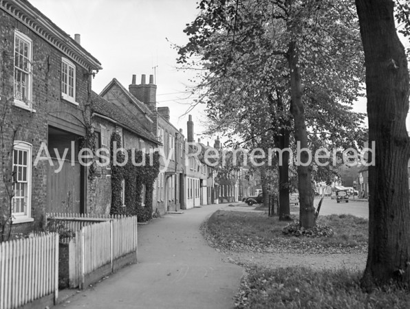 Aylesbury Road, Wendover, Oct 26 1956