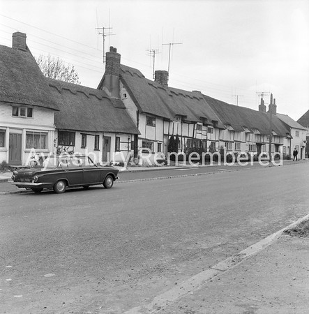 Tring Road, Wendover, May 9 1969