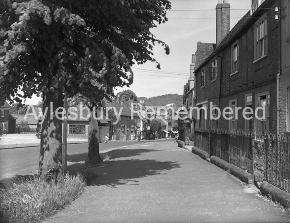 High Street, Wendover, July 28 1948