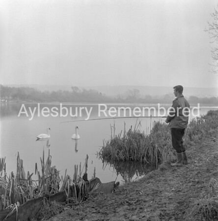 Weston Turville Reservoir, Dec 7th 1965